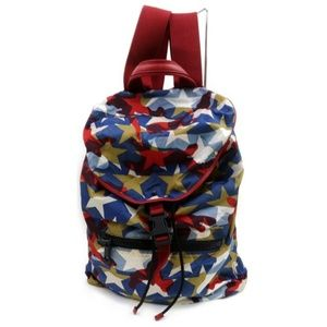 Valentino Camustars Backpack Multicolor 871828